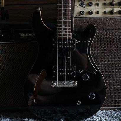 Prs SE Custom 22 Semi Hollow Black 2010 ( 2.8 kg )